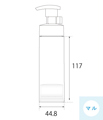 IG-100ML エアレスボトル