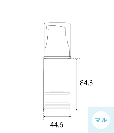 IG-60ML エアレスボトル