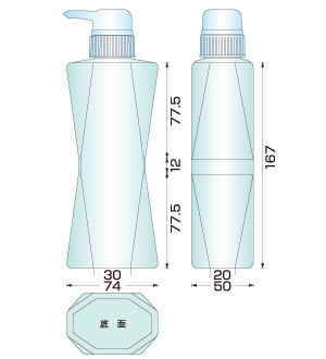SD-PET 400ML 画像